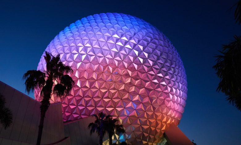 Saiba mais sobre o parque temático Disney's Epcot Center