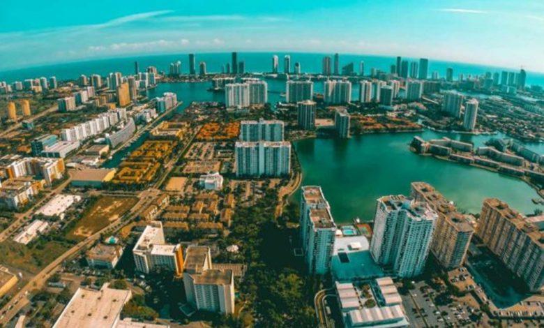 Vôos Panorâmicos em Miami na Florida